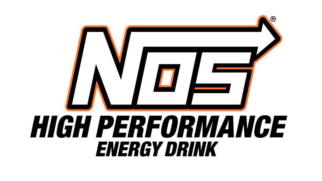 Nos High Performance Energy Drink Logo